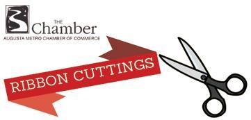 Ribbon Cutting - Georgia Spa Company