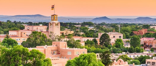 Fly Away to Santa Fe - Join Our New Mexico Trip This October!