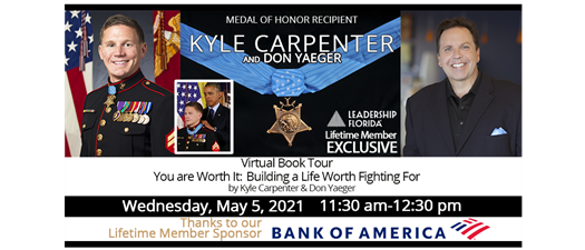 Lifetime Member Exclusive Kyle Carpenter:Building a Life Worth Fighting For