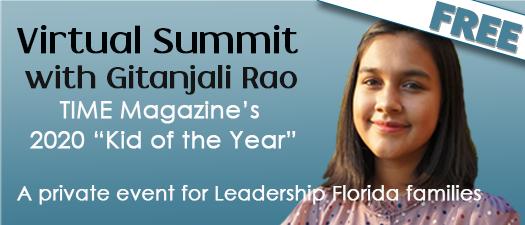 Virtual Summit with Gitanjali Rao