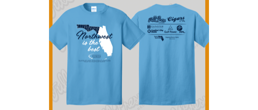 Northwest Region T-Shirts for Sale
