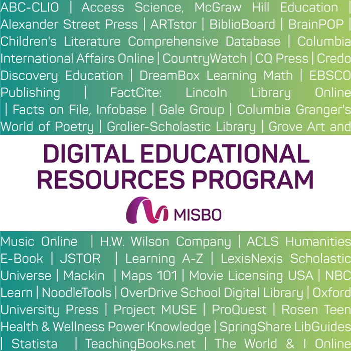 MISBO Digital Educational Resources