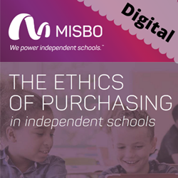 The Ethics of Purchasing in Independent Schools (digital version - email delivery)
