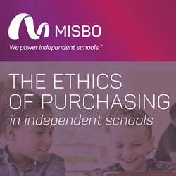 The Ethics of Purchasing in Independent Schools (printed copy)
