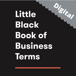 Little Black Book of Business Terms (digital version - email delivery)