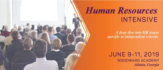 2019 Human Resources Intensive
