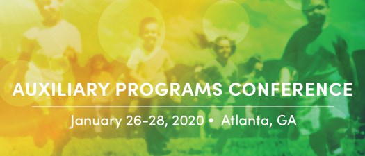 2020 Auxiliary Programs Conference