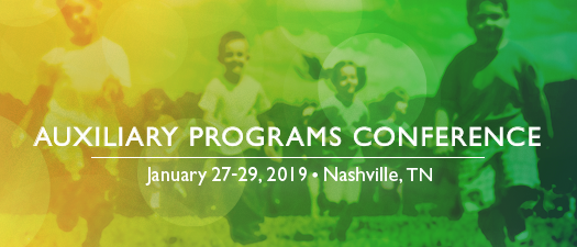 2019 Auxiliary Programs Conference