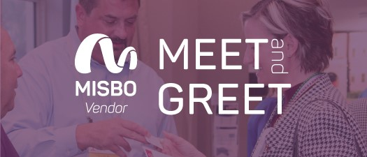 Vendor Meet & Greet: ISBC - Friday, September 7, 9:00 AM