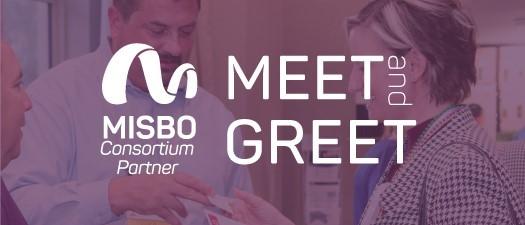 Consortium Partner Meet & Greet: Max-R 2:00 PM
