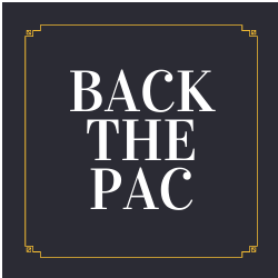 BACK the PAC - $100