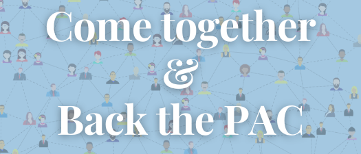 2021 Back the PAC Fundraiser:  Network With The Best!