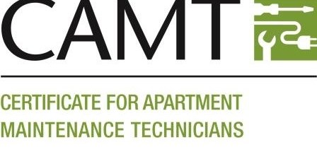 CAMT-Certificate For Apartment Maintenance Technicians Designation