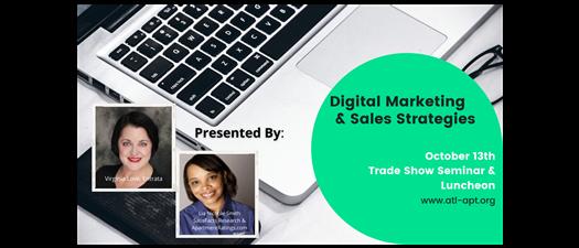 Digital Marketing & Sales Strategies for 2021 & Beyond