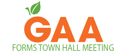 GAA Forms Town Hall Meeting