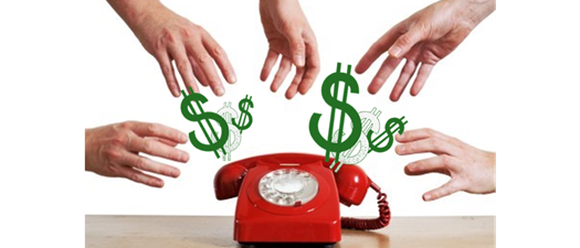 A RINGING PHONE is the SOUND of MONEY!