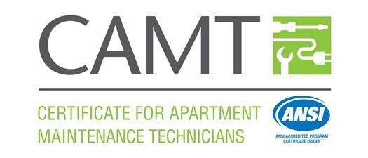 CAMT- Certified Apartment Maintenance  Tech