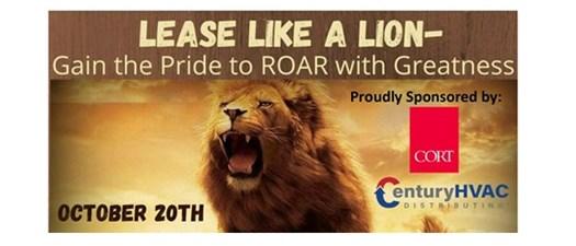 Lease Like a Lion
