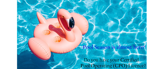 Certified Pool Operator Course (CPO)