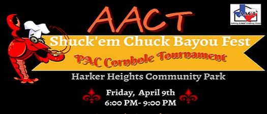 Shuck'em Chuck Bayou Fest