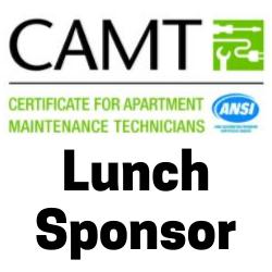 CAMT Lunch Sponsor