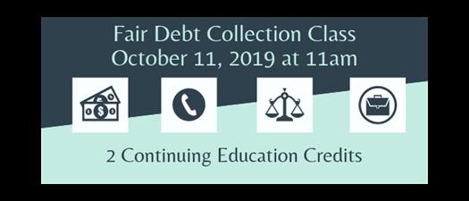 Fair Debt Collection: Know Better, Do Better