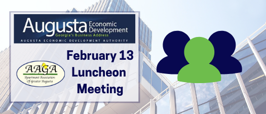 February Luncheon Meeting