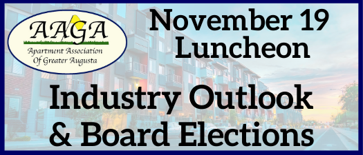 November Luncheon Meeting