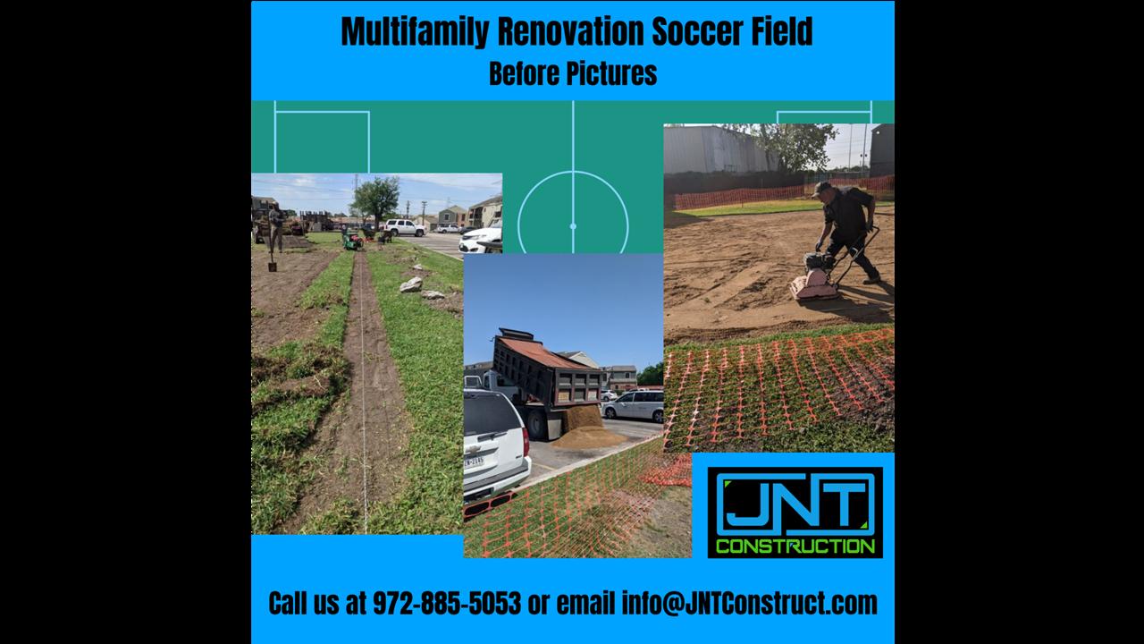 Amenities - Soccer Field