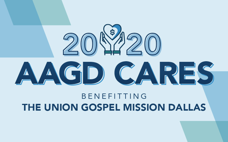 AAGD Cares Community Service