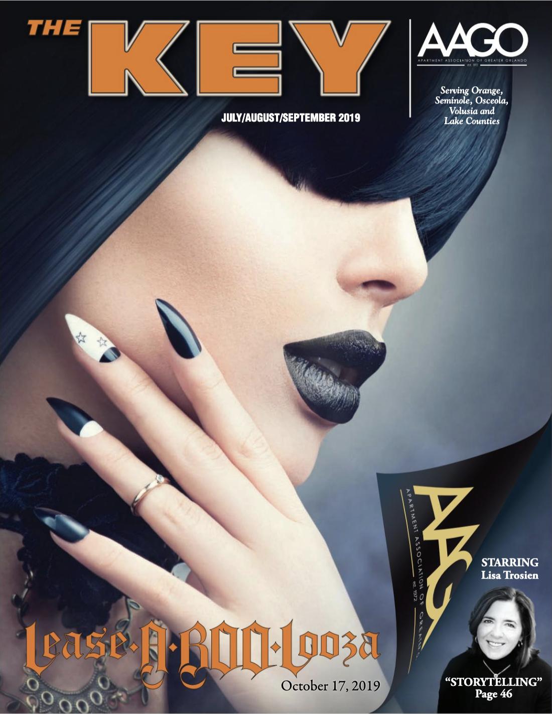 3rd Quarter Key Magazine Cover Page