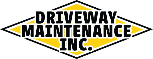 Driveway Maintenance Logo