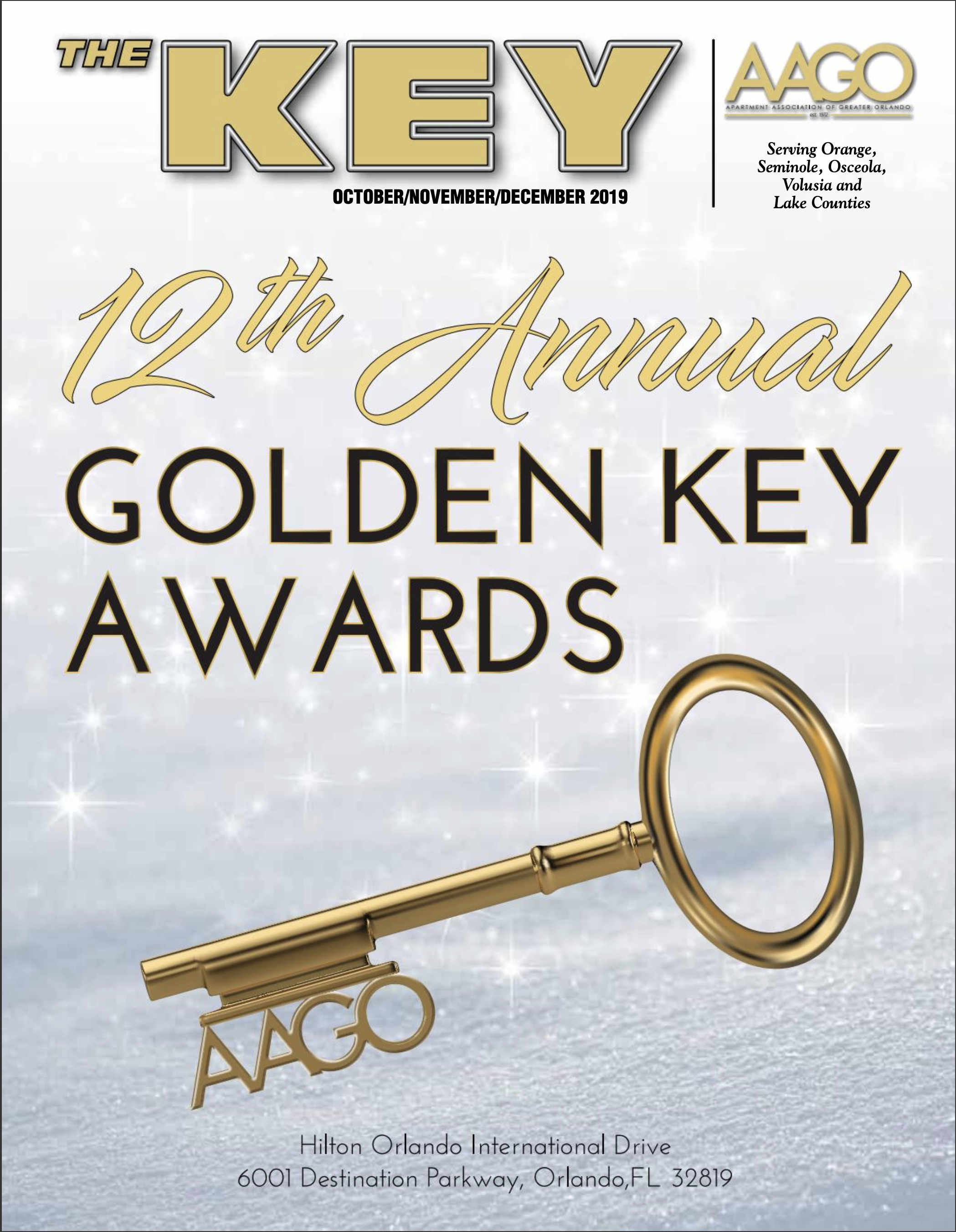 4th Quarter Key Magazine Cover Page
