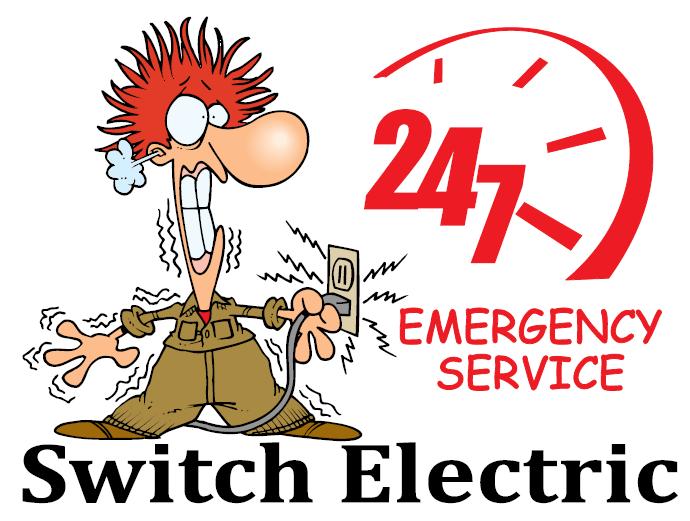 Switch electric logo
