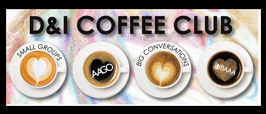 DEI Logo for Coffee Club