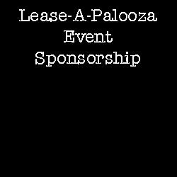 LAP Event Sponsorship