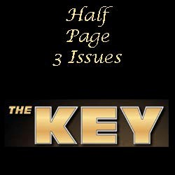 KM Half Page Ad 3 Issues- Quarterly Publication