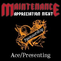 MA ACE/Presenting Sponsorship