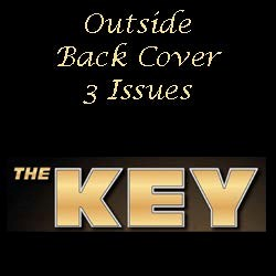 KM Outside Back Cover 3 Issues- Quarterly Publication