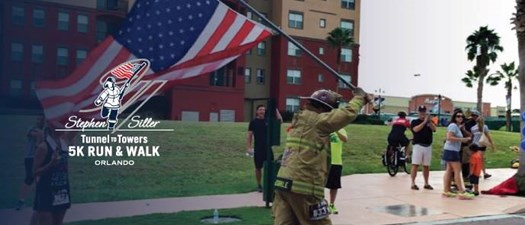 Stephen Siller Tunnels to Towers 5K Run & Walk