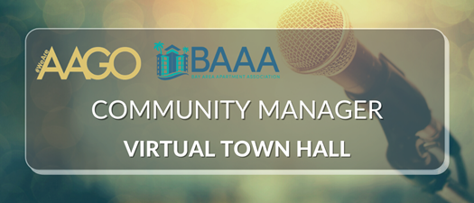 Community Manager Town Hall