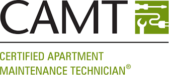 CAMT Certificate for Apartment Maintenance Technician Designation - FALL