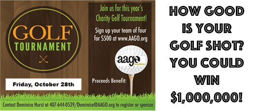 2016 Golf Tournament by the AAGO Foundation