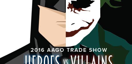 AAGO Trade Show 2016