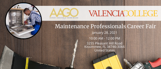 AAGO Maintenance Professionals Career Fair