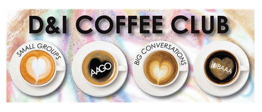 Diversity & Inclusion Coffee Club