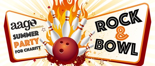 2018 Summer Party Rock & Bowl Hosted By the AAGO Foundation