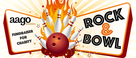 2019 Rock & Bowl Charity Fundraiser Hosted By the AAGO Foundation