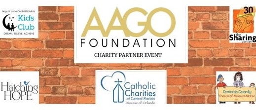 Charity Partner Event - The Sharing Center