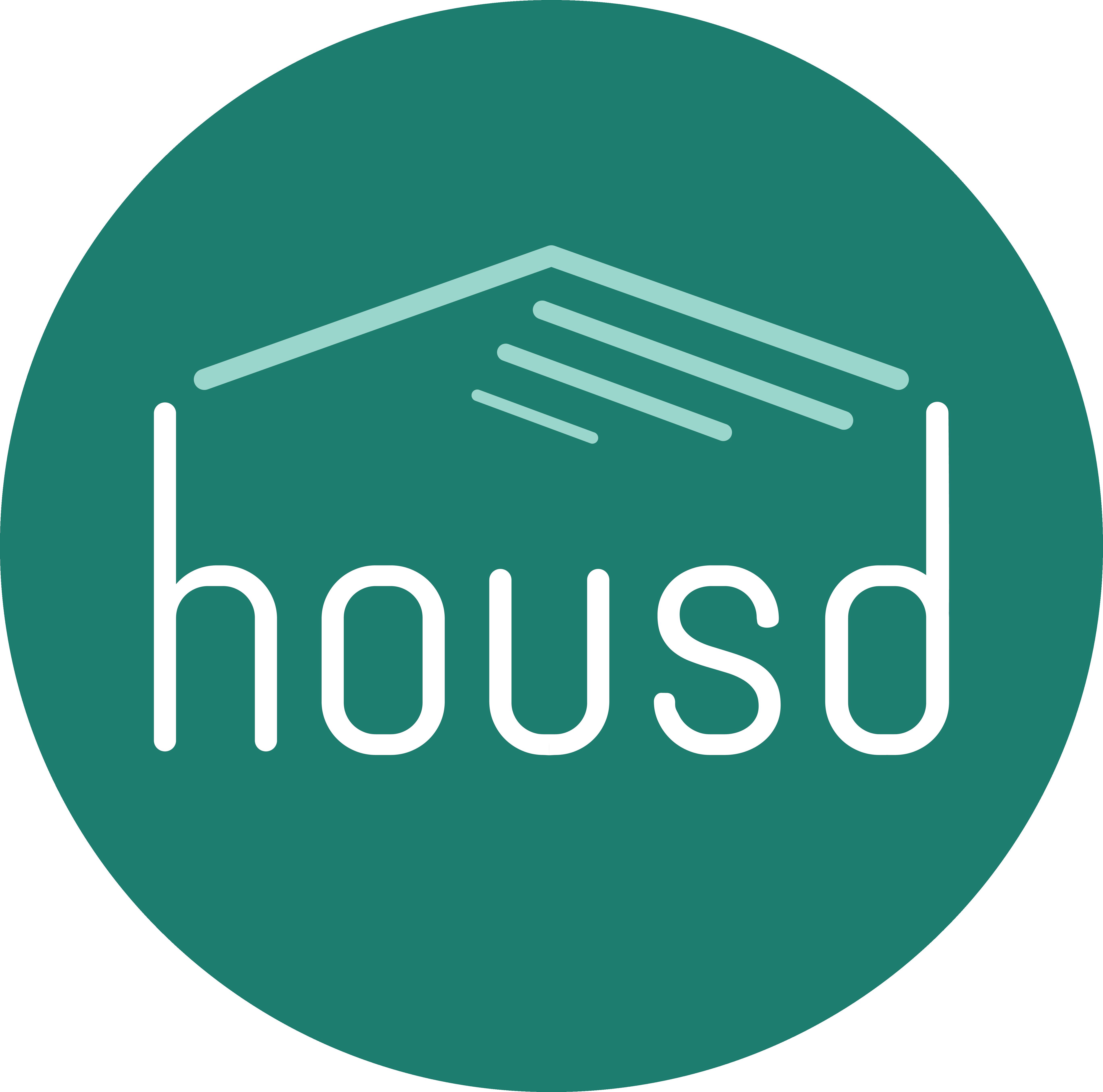 Housd logo